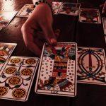 Tiradas de cartas en el Tarot